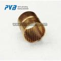 WB606550 Rodamiento de cojinete liso de bronce, bajo mantenimiento