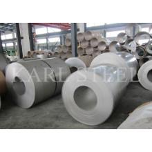 Bobina de acero Foshan 430 Ba, ambos lados, acabado en acero inoxidable