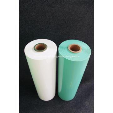 Film d'emballage d'ensilage vert avec 100% LLDPE vierge