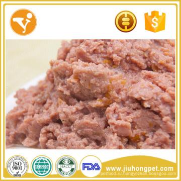 Нет добавок 100% натуральная говядина и овощи консервированная корма для собак