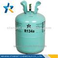 Gás refrigerante R134a