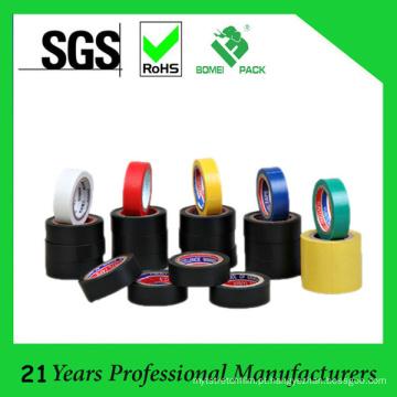 Fábrica de fita de vinil de PVC de alta qualidade