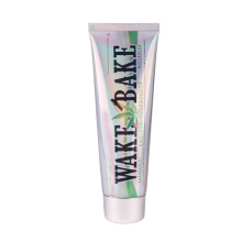 ABL material octangle screw50ml 100ml 150ml Toothpaste Packaging Tube