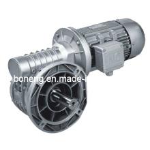 Caja de engranajes de motor con engranaje helicoidal