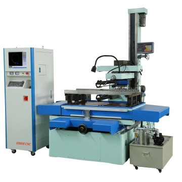 China Manufacturer for for Angle Cutting Wire Cut EDM Machine DK7780 CNC wire cut EDM +-15 degree supply to Vietnam Factory