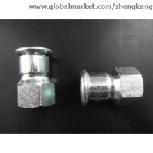 Carbon Steel Adapter with Female Thread