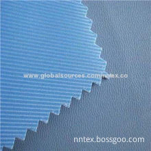 Coated Oxford fabric, made of 100% poly/twill Oxford/foaming/leather/used for luggage/bags/tent