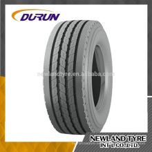 El camión de Durun del modelo de la fábrica YTH4 de China Neumáticos 11R22.5