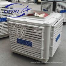 Enfriador de aire evaporativo industrial montado en el techo con CE