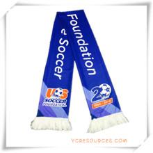 Promotional Fußball Schal für Promotin Geschenk (TI03009)