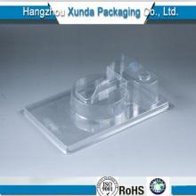 Kunststoff-Clamshell-Verpackung Elektronische Verpackung (XD-E258)