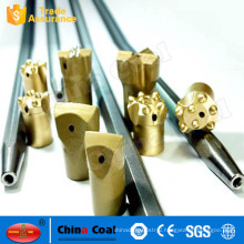Rock Drilling Machine Spare Parts Shank Bit Tapered Button Drill Bits For Rock Drill