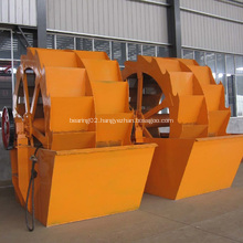 Bucket Wheel Sand Washing Machine
