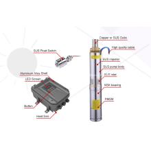 Pompe à eau solaire de haute qualité