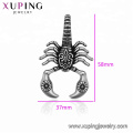 34179 xuping fashion black gun color cool Unique Custom design cool  Scorpion  pendant