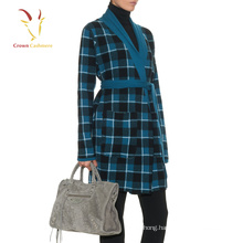 2016 Latest Long Woolen Coat Designs For Women