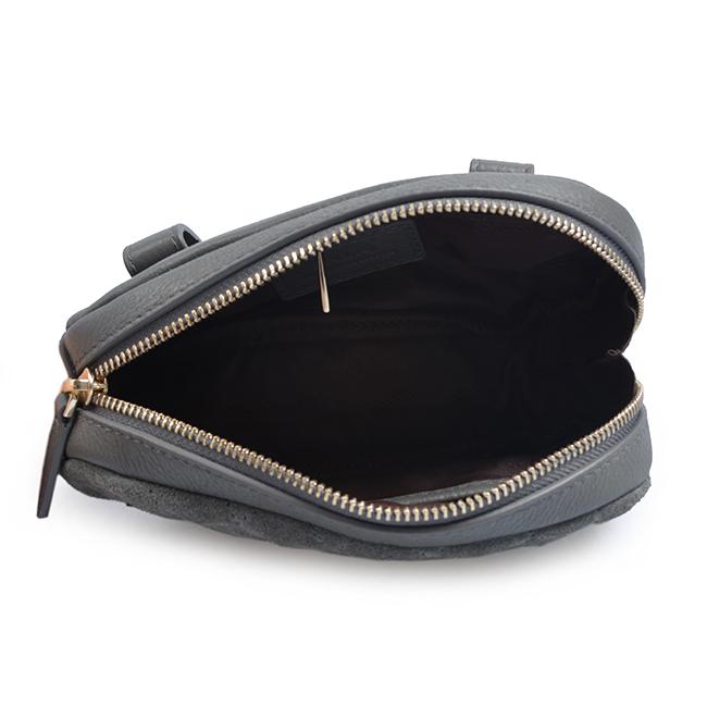 fanny pack fashionable women waterproof sport leather waist bag