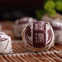 Maduro Tuocha Puer Chá Yunnan Chá Folha Grande Original Cozido Mini Pu'er Chá Emagrecimento Saúde Emagrecimento Pu erh