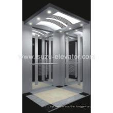 Isuzu Vvvf Machine Roomless Passenger Elevator