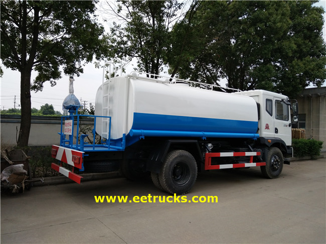 180HP Water Road Tankers