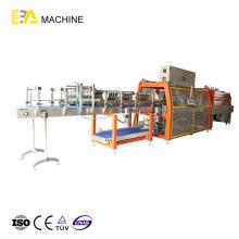 Machine à emballer d'emballage de rétrécissement de la chaleur de film de PE (couleur)