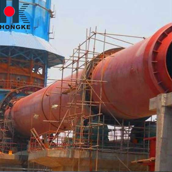 Energy Saving Widely Used Rotary Coal Calcination Kiln