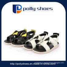 Прямая фабрика Летняя обувь детей сандалии с пряжкой