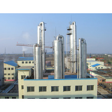 Food Grade Alcohol Production Line Turnkey Project From Tuber Crops Starch Material for Spirit