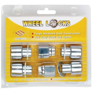 locking wheel nut set