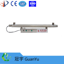 SS316 Health level UV sterilizer for fruit juice