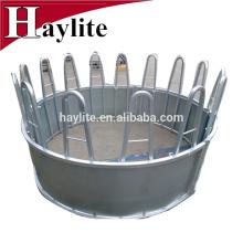 Haylite круглых тюков фидер крупного рогатого скота кормушки кормушка для сена для продажи