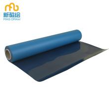 Trocken abwischbare, selbstklebende, farbige Magnetetiketten