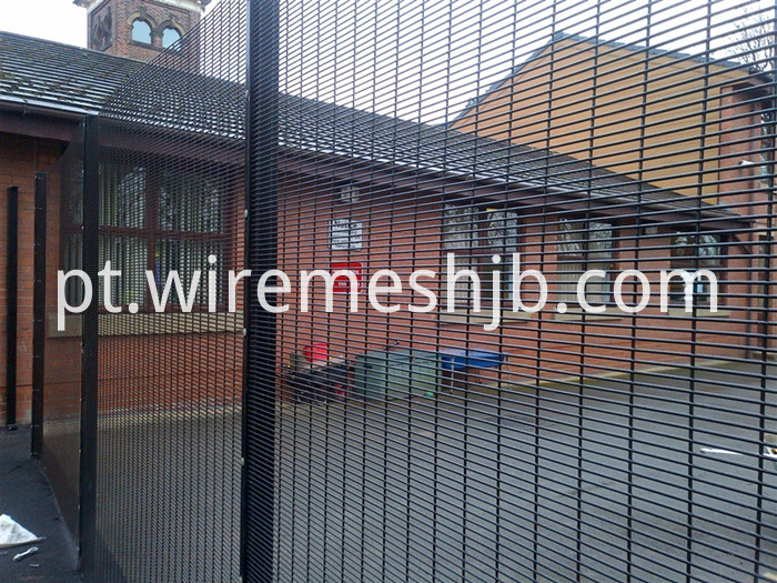 Weld Mesh Security Fence