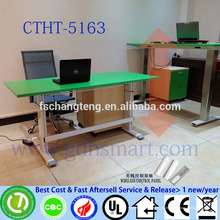 Sofá muebles de metal mesa plegable muebles de pierna repuestos de altura regulable mesa de escritorio marco de la mesa