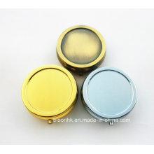 Kundenspezifischer Logo-Pillen-Fall, kundengebundener Farben-Pille-Fall