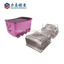 moules d'injection en plastique doubles, PP / TPE / TPR / PS sur moulage par injection moule en plastique.