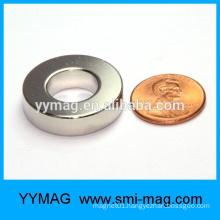Cheap circular the rare earth ring magnet