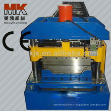 Hidden Roof Panel Roll Forming Machine