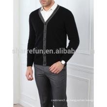 Wholesale suéteres de cachemira de los hombres puros
