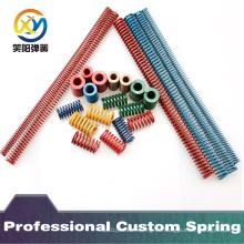 Muelles para moldeo por inyección - piezas estándar de Japón, EE.UU.