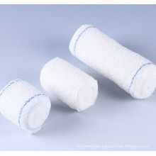 Cotton Crepe Bandages with PE Package