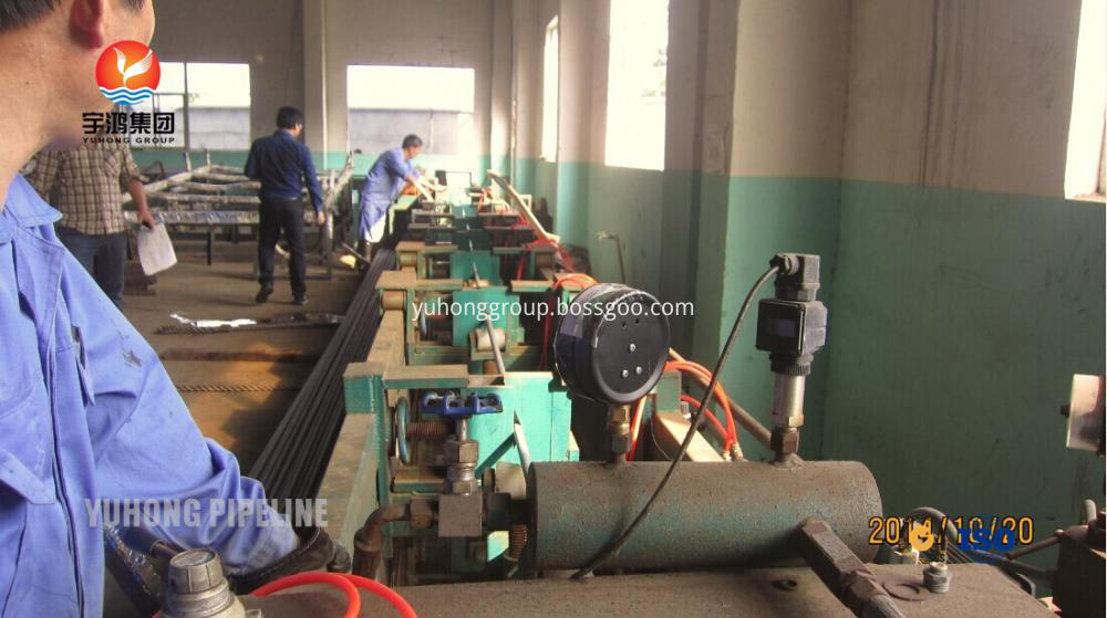 Hydrostatic Test-suppiler Duplex Steel Seamless Tube A789 S32750 for heat exchanger