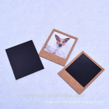 2015 hot selling soft wood magnetic picture photo frame