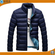 Wholesale Winter Bomber Jacket Men Padded Coats Warm Ski Jacket