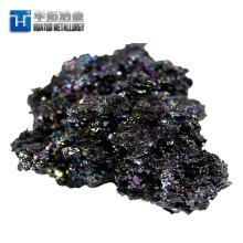 Bonne dureté carbure de silicium noir