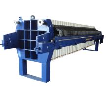Food Beverage Plate Frame Filter Press PLC Control