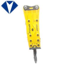 Компания Doosan погрузчик экскаватор Джек молоток, гидравлический молот, молот для экскаватора
