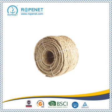 Low Price Sisal Twisted Rope Hot Sale