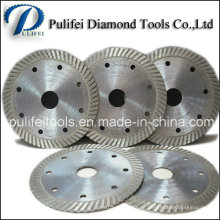 Flush Cut Diamond Kreis Sägeblatt für Marmor Granit Schneiden