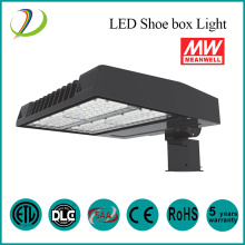 DLC LED Shoe Box Light 100W AC100-277V